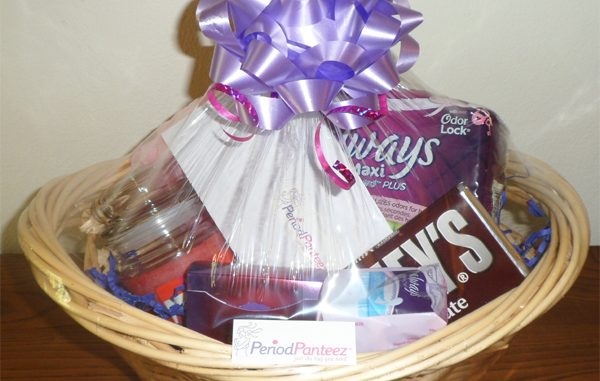Best Gift Basket for Girlfriend on Periods