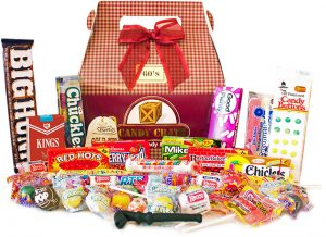 Doctor Bag Retro Candy Gift Basket