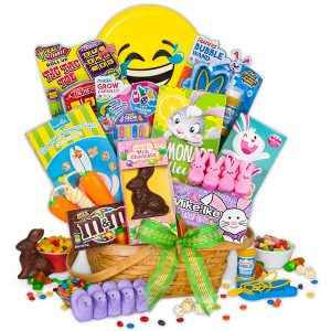 Easter Bag Toy Candy Gift Basket