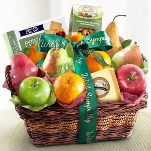 Golden State fruit classic gourmet fruit basket