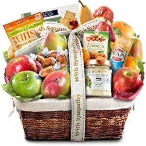Golden state fruit pacific coast classic dried fruit tray with nuts gift