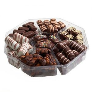 Gourmet Chocolate Gift Basket by Bonnie and Pop