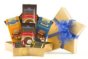 Grand Ghirardelli Chocolate Gift Basket by Wine.com