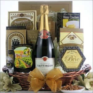 Great gift basket arrivals champagne by elegant expressions