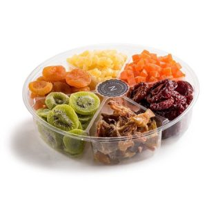 Healthy Gourmet foods dried fruit gift baskets