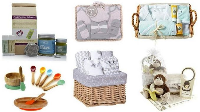 The Best Gift Basket for New Parents