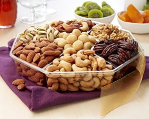 Hula Delights- Nuts Gift Basket